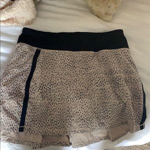 Lululemon Dotted Skirt